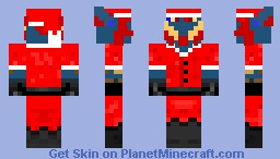 WoW Troll Santa Minecraft Skin