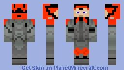 Ender (Ender's Game) Minecraft