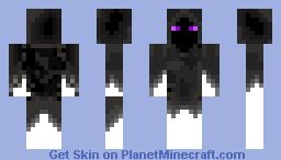 Ghost? Minecraft Skin