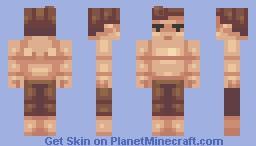 Shorts Minecraft Skin