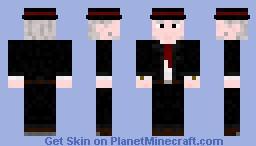 Old Rich Minecraft Skin