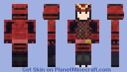 ☯ Samurai - Tatewaki Armor Minecraft