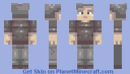 Steve Aggalos Minecraft Skin