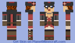 The Puppeteer Minecraft Skin