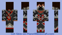 Tribal Rogue(SethintheFlesh's Default Skin) Minecraft Skin