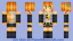 Akita Neru Minecraft Skin