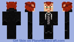 No. VIII: Axel Minecraft Skin