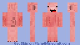 derp pig!!! Minecraft Skin