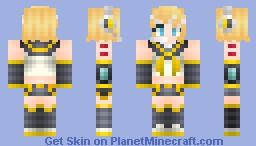 ☆Foru☆ Kagamine Rin Minecraft
