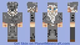 Gandalf Minecraft Skin