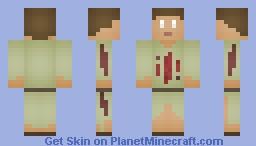 Satan Stan! Minecraft Skin