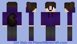 Wolf Boy! *~*~*REQUEST*~*~* Minecraft Skin