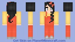 Stewie as a..girl? Minecraft Skin