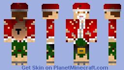 Stranded Santa? | From HyJaffa's Skin, Stranded | Island Survivor Minecraft