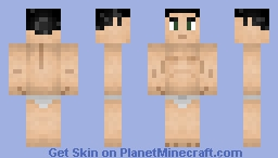 Underwear dude (Part of the Ossuary) Minecraft Skin