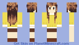 ≪Mikasa≫ Asuna (Sword Art Online) ♥ Minecraft Skin