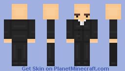 Bahumbug! Minecraft Skin