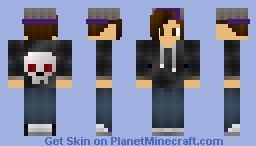 Casual :) Minecraft Skin
