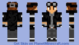 Adventurer (Reupload) Minecraft Skin