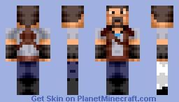 Jim Raynor Minecraft Skin