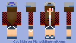 Unnamed girl!(HELP ME) Minecraft Skin