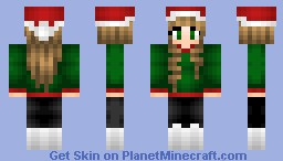 Merry Christmas!! :D Minecraft