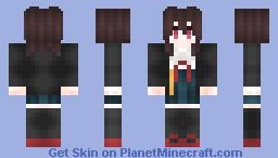 [Request] Michiru Morishita ∩˙▿˙∩ Minecraft Skin
