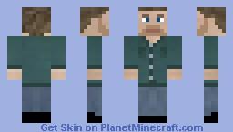 R.I.P. Paul Walker (Tribute Skin) Minecraft Skin