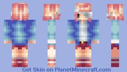 Katy_Love's OC Pimo. :3 Minecraft