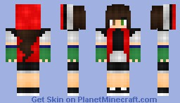 PokemonTrainer(InsertName) I'm baaack~ Minecraft Skin