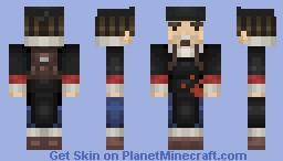-=[Shading Test/ Survivor]=- Minecraft Skin