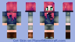 Something IDK Minecraft Skin