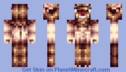 DOLPH The Manliest Reindeer- [Contest] Minecraft Skin