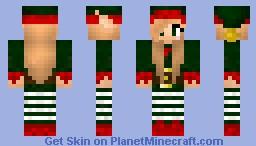 Tracey the elf [Santa's Workshop Skin Contest] Minecraft Skin