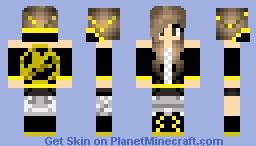 Katniss Everdeen [Catching Fire] Minecraft Skin