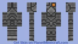 Liberon Sniper (Magitech) Minecraft Skin