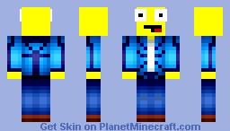 ஜ۩۞۩ஜ--The Super Awesome Man--ஜ۩۞۩ஜ Minecraft Skin