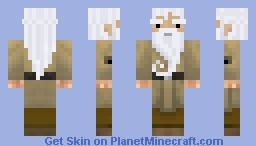 Nemios apprentice Minecraft Skin