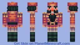 Mr NutCracker (Santa's Workshop Skin Contest) Minecraft