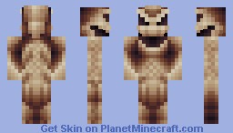 Oogie Boogie (The Nightmare Before Christmas) Minecraft Skin