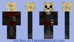 The Lich Cyrus Minecraft Skin