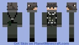 Waffen SS Winter Schutze Minecraft Skin