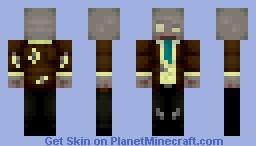 Common Zombie Minecraft Skin