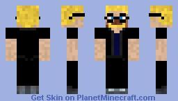 Adam Savage by RSpudieD Minecraft Skin