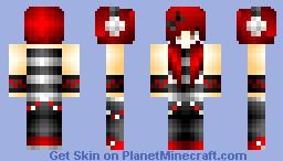 ~ Me skin !! ~ Red hair Minecraft Skin