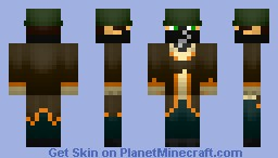 Aiden Pearce - Watch Dogs Minecraft Skin