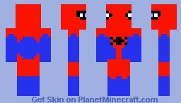 Spodermen Minecraft Skin