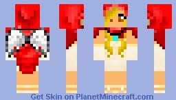 RedHobo Minecraft Skin