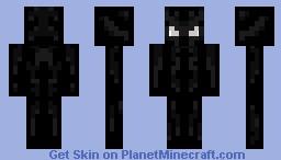 black totem Minecraft Skin