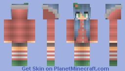 An elf of duty (Santa's Workshop) Minecraft Skin